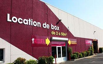 centre de Castelnau-le-lez