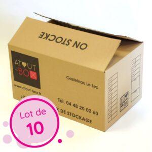 10 cartons standards