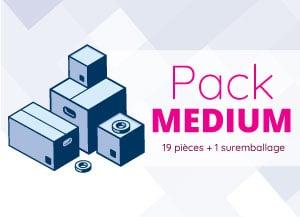 pack déménagement taille médium