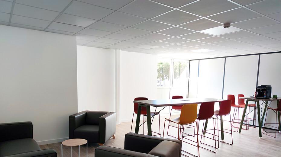 Bureaux à Nîmes et Montpellier